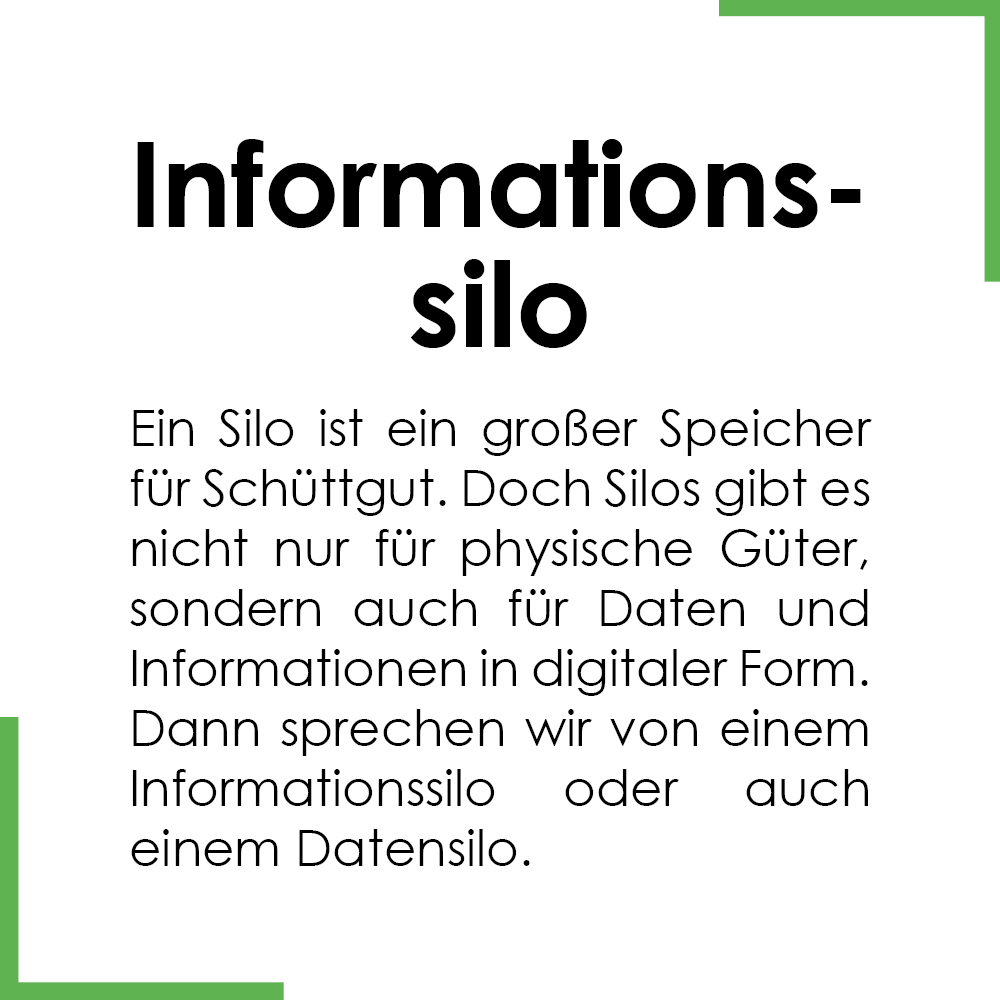 Informationssilo